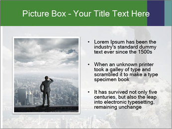 Senior businessman PowerPoint Template - Slide 13