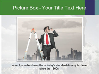 Senior businessman PowerPoint Template - Slide 15