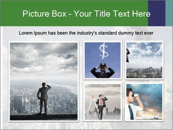 Senior businessman PowerPoint Template - Slide 19