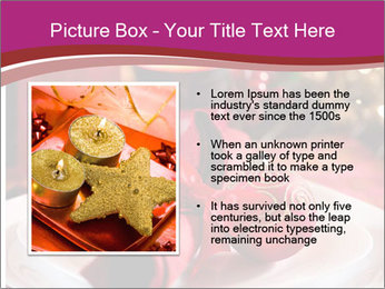 Christmas Table PowerPoint Template - Slide 13