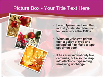 Christmas Table PowerPoint Template - Slide 17