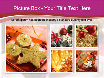 Christmas Table PowerPoint Template - Slide 19