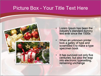 Christmas Table PowerPoint Template - Slide 20