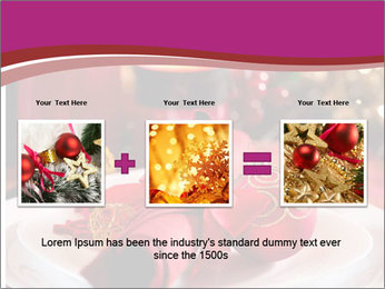 Christmas Table PowerPoint Template - Slide 22