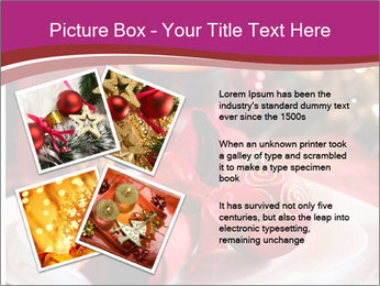 Christmas Table PowerPoint Template - Slide 23