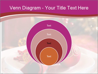 Christmas Table PowerPoint Template - Slide 34