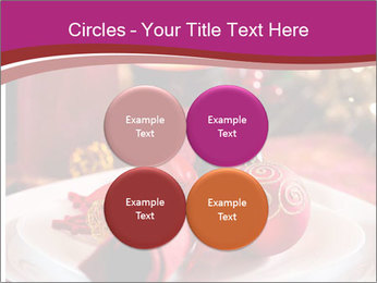 Christmas Table PowerPoint Template - Slide 38