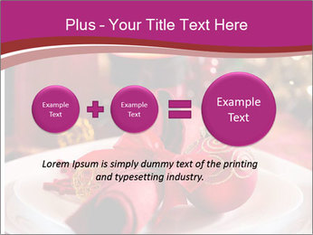 Christmas Table PowerPoint Template - Slide 75