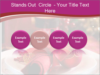Christmas Table PowerPoint Template - Slide 76