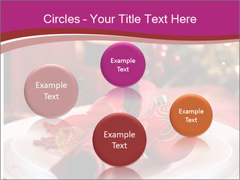 Christmas Table PowerPoint Template - Slide 77