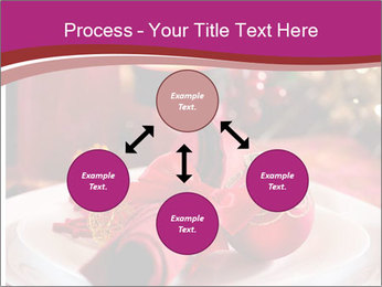 Christmas Table PowerPoint Template - Slide 91