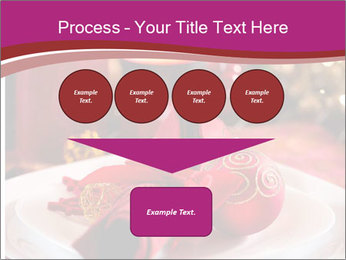 Christmas Table PowerPoint Template - Slide 93