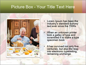 Multi Generation Family PowerPoint Templates - Slide 13