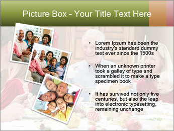 Multi Generation Family PowerPoint Templates - Slide 17