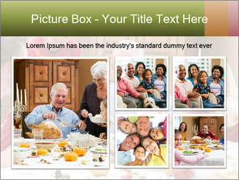 Multi Generation Family PowerPoint Templates - Slide 19