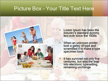 Multi Generation Family PowerPoint Templates - Slide 20
