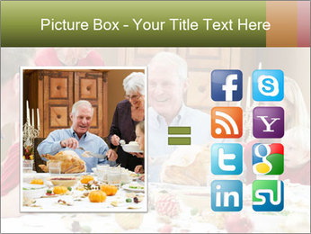 Multi Generation Family PowerPoint Templates - Slide 21