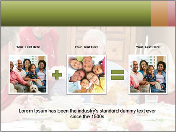 Multi Generation Family PowerPoint Templates - Slide 22