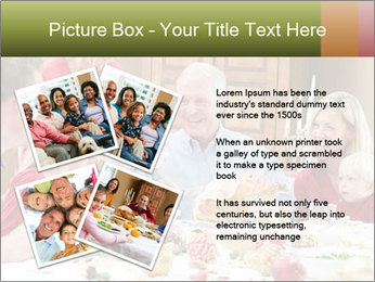 Multi Generation Family PowerPoint Templates - Slide 23