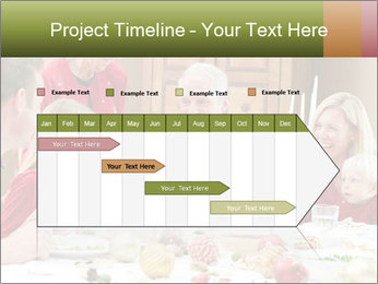 Multi Generation Family PowerPoint Template - Slide 25