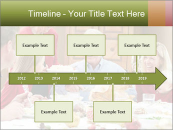 Multi Generation Family PowerPoint Template - Slide 28