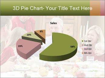 Multi Generation Family PowerPoint Template - Slide 35