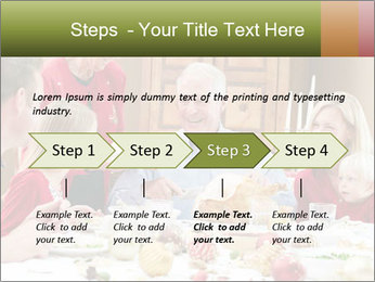 Multi Generation Family PowerPoint Template - Slide 4