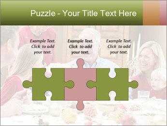 Multi Generation Family PowerPoint Template - Slide 42