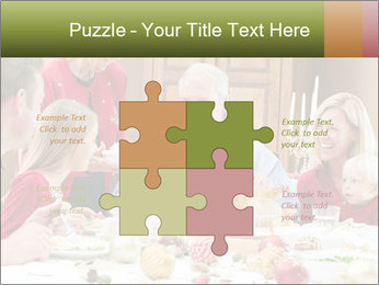 Multi Generation Family PowerPoint Templates - Slide 43