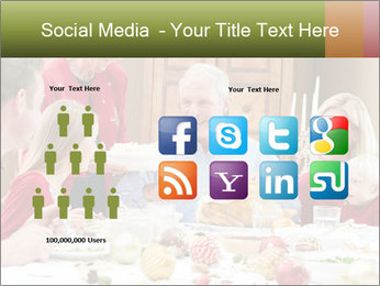 Multi Generation Family PowerPoint Template - Slide 5