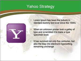 Marijuana PowerPoint Templates - Slide 11