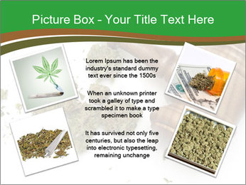 Marijuana PowerPoint Templates - Slide 24