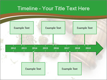 Marijuana PowerPoint Template - Slide 28
