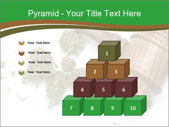 Marijuana PowerPoint Template - Slide 31