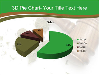 Marijuana PowerPoint Templates - Slide 35