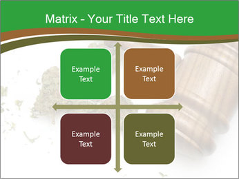 Marijuana PowerPoint Template - Slide 37