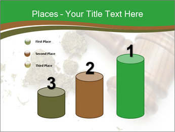 Marijuana PowerPoint Template - Slide 65