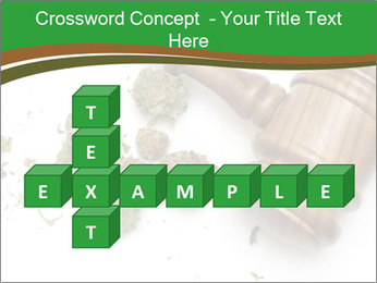 Marijuana PowerPoint Template - Slide 82