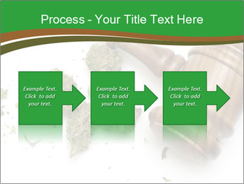 Marijuana PowerPoint Template - Slide 88