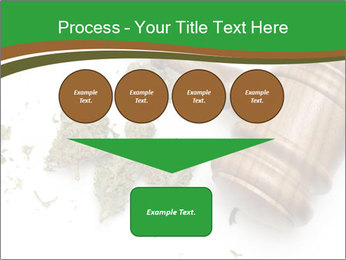 Marijuana PowerPoint Template - Slide 93