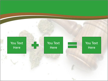 Marijuana PowerPoint Template - Slide 95