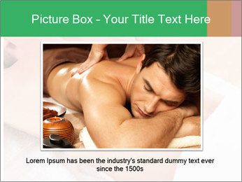 Stomach in a spa PowerPoint Templates - Slide 16