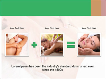 Stomach in a spa PowerPoint Templates - Slide 22