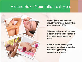 Stomach in a spa PowerPoint Templates - Slide 23