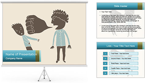 0000087342 PowerPoint Template