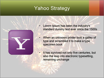 Fireworks PowerPoint Template - Slide 11