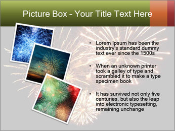 Fireworks PowerPoint Template - Slide 17