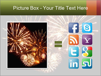 Fireworks PowerPoint Template - Slide 21