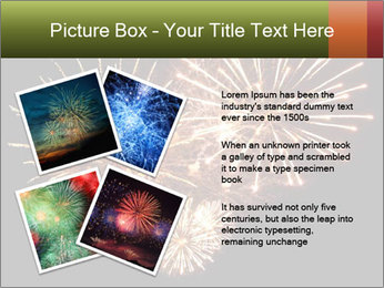 Fireworks PowerPoint Template - Slide 23