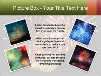 Fireworks PowerPoint Template - Slide 24